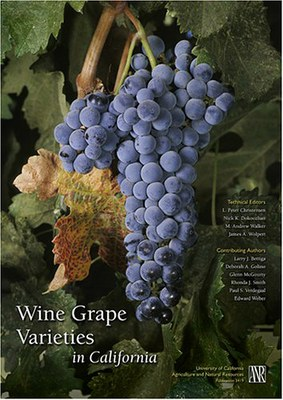 Picnic Day Grape Vine Giveaway flyer